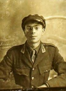 Lo scrittore John Dos Passos nel 1917-1918