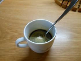 Il primo caffé della cialda. E' quello classico.