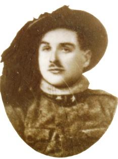 La Medaglia d'Argento al Valor Militare Pietro Terruzzin da Vigonovo