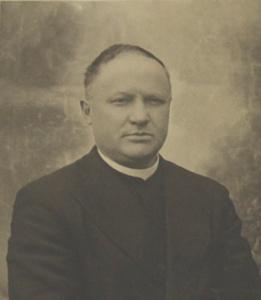Don Luigi Janes, arciprete di Azzano Decimo