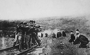 Rappresaglie austro-ungariche. Fonte: http://goo.gl/cfgDfh